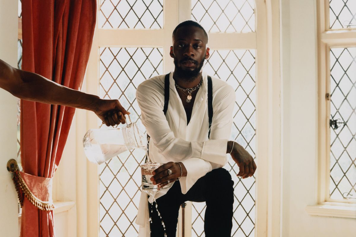 GoldLink Just Wants to Make People Dance