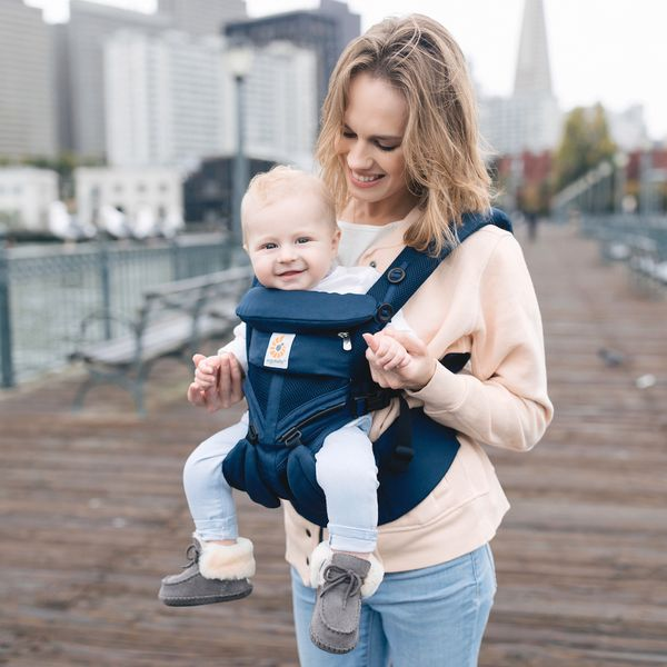 5 fall adventures made even better with babywearing - Motherly