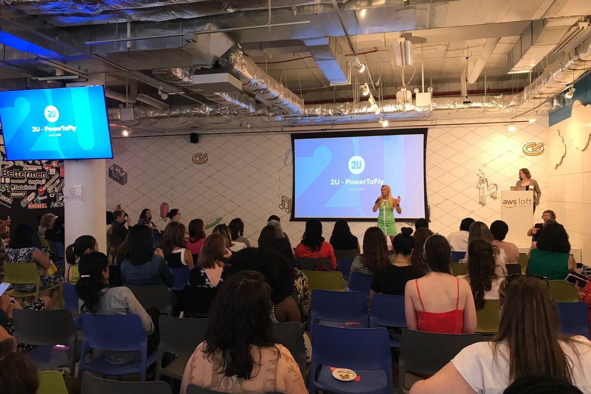 Hired After Attending A PowerToFly Event - PowerToFly Blog
