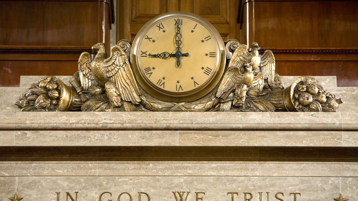 South Dakota public schools will see a brand-new addition to their halls: 'In God We Trust'