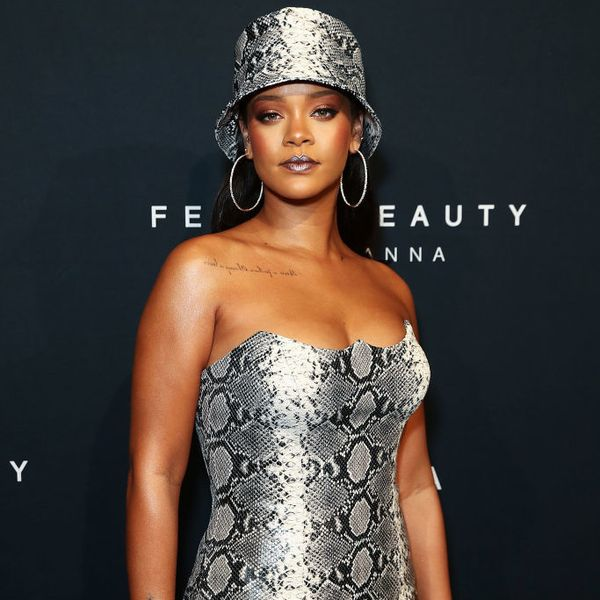 Is Rihanna Launching a New Fragrance?