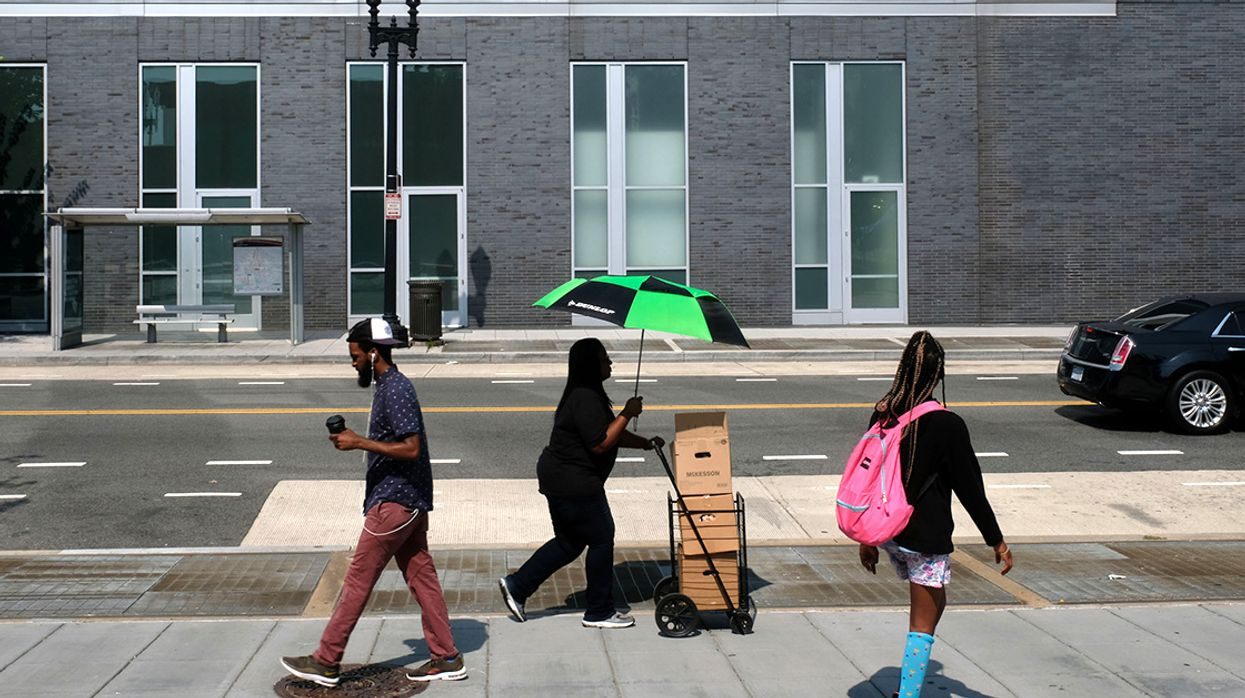 African Americans Are Disproportionately Exposed to Extreme Heat