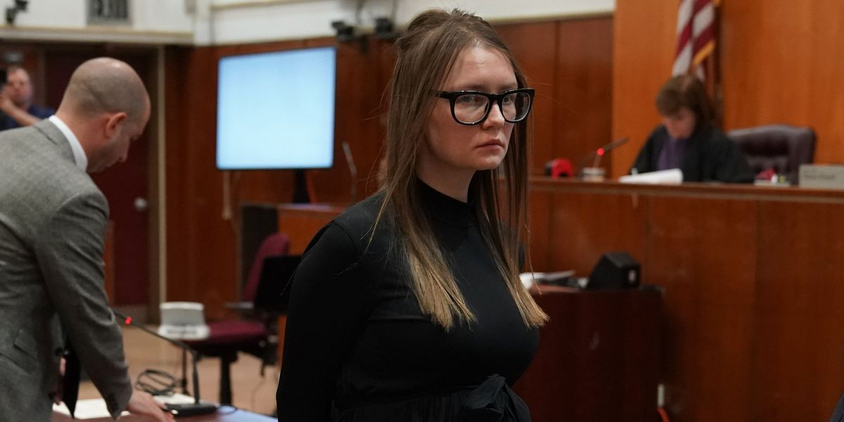 New York Law May Scam Anna Delvey Out of Her Netflix Paycheck