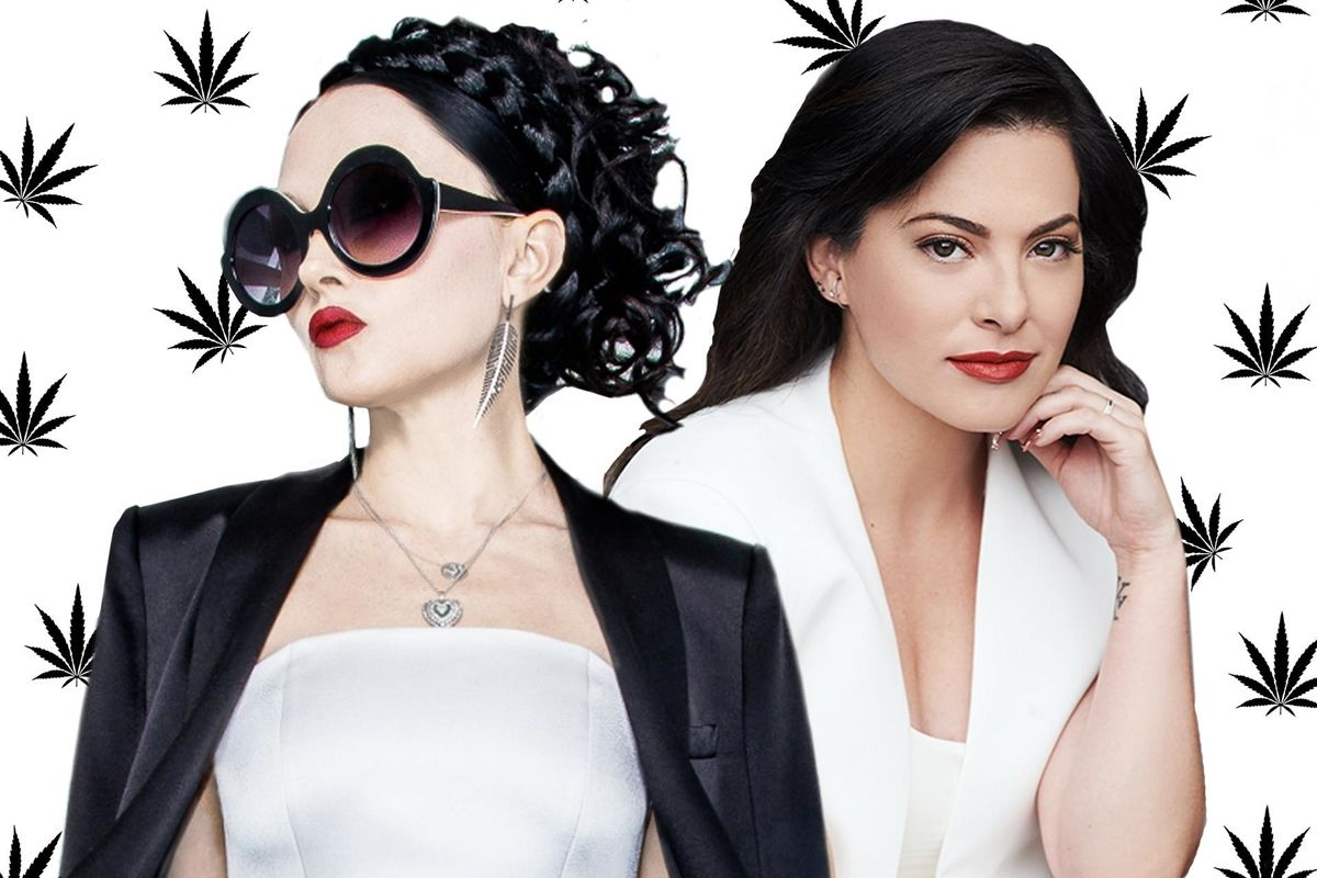 Alice + Olivia Is Launching a CBD Collection