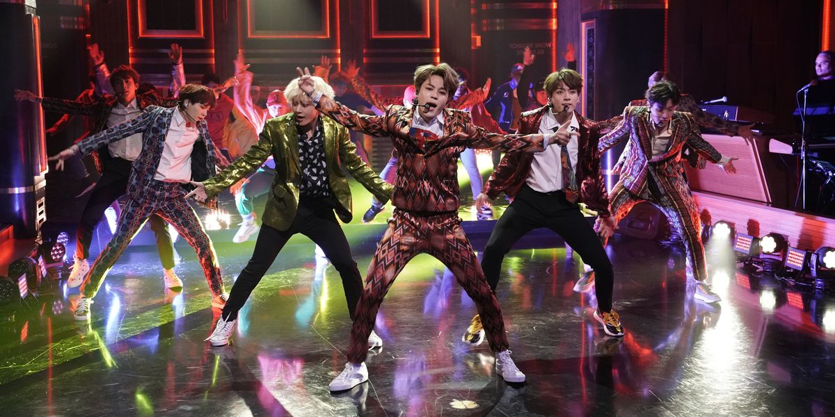 The VMAs Will Honor the 'Best K-Pop' This Year