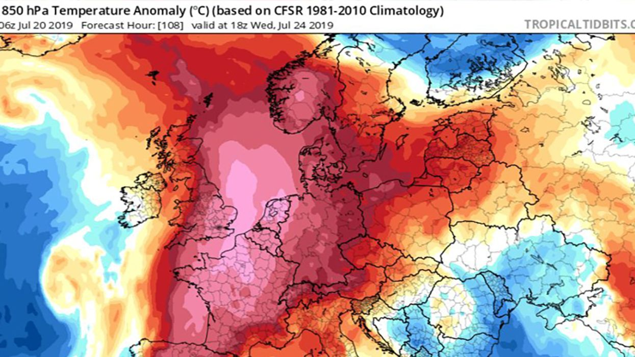 Europe Braces for Second Extreme Heat Wave This Summer