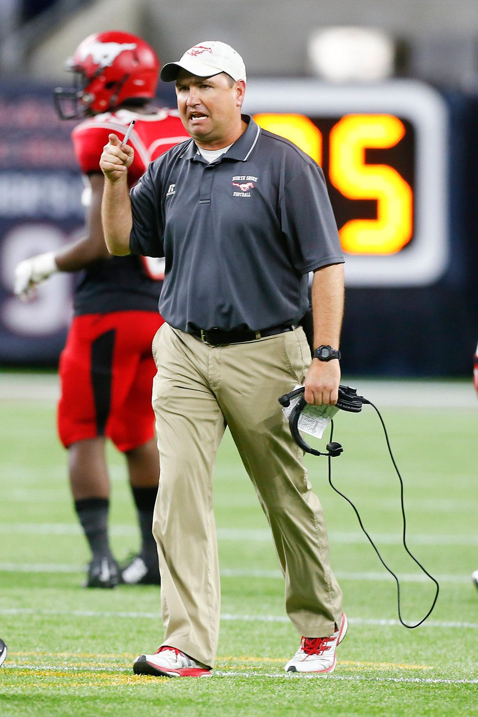 THE GENERALS: Houston's Top 10 trending coaches - VYPE