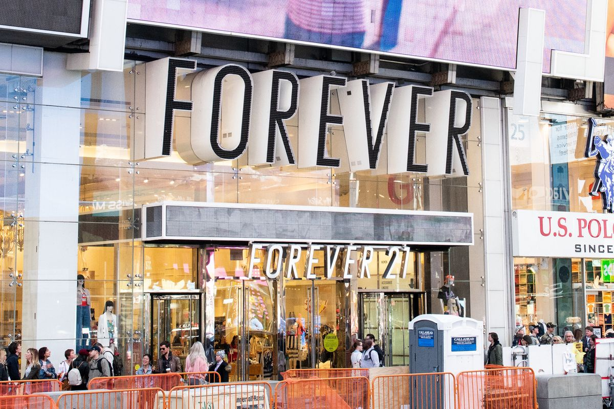 Forever 21 Is Sending Atkins Diet Bars Out With Plus Size Orders