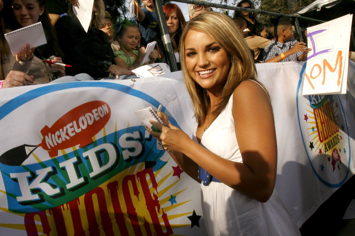 Jamie Lynn Spears Reportedly in Talks For a 'Zoey 101' Reboot
