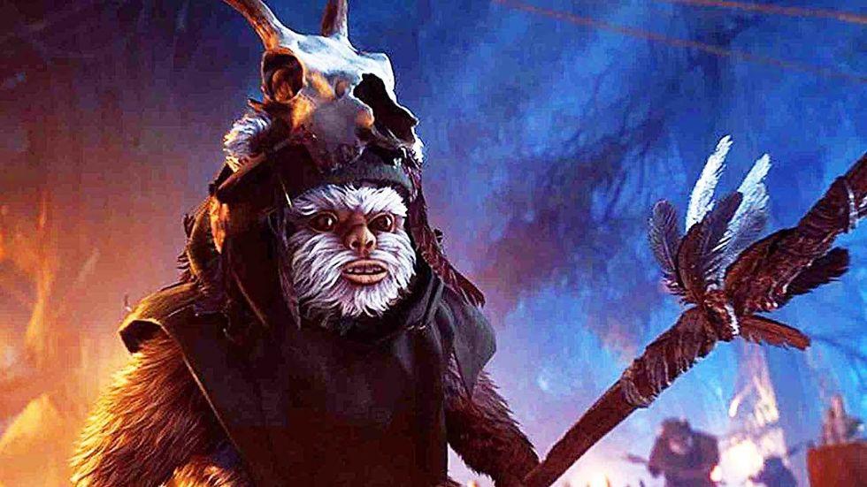 In Defense Of Ewoks