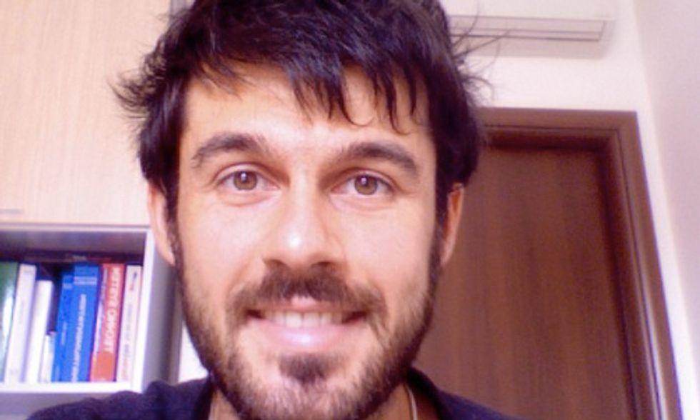 Candidati sindaco Bologna Matteo Badiali