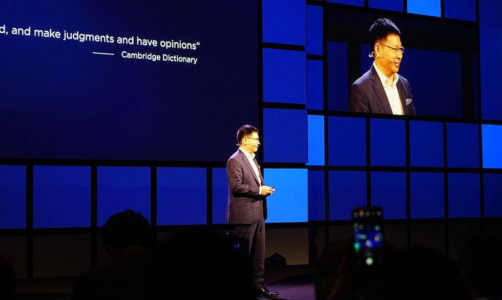 Richard Yu Huawei IFA 2017
