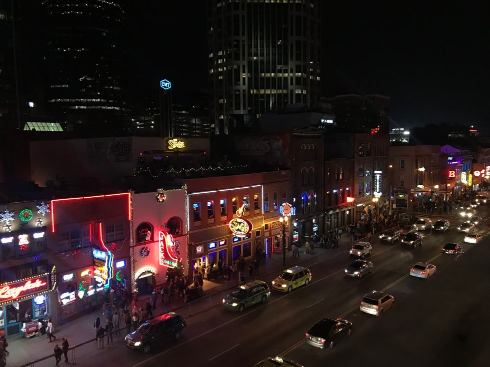 It's Time You Take A Trip To The Music City
