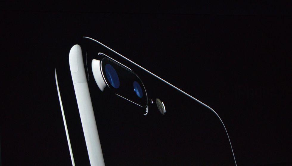 iphone 7 dual camera video