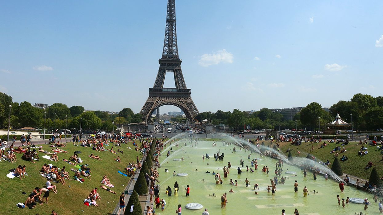 Second Major Heat Wave This Summer Smashes Records Across Europe