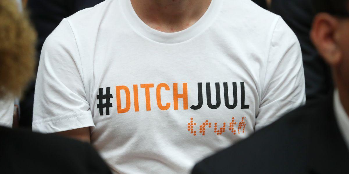 FDA Accused Juul of Targeting Teens at School