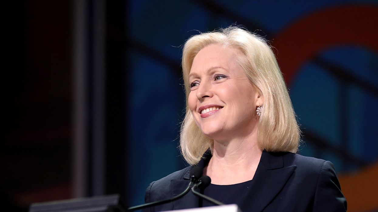 Sen. Kirsten Gillibrand Announces $10 Trillion Plan to Flight Climate Crisis