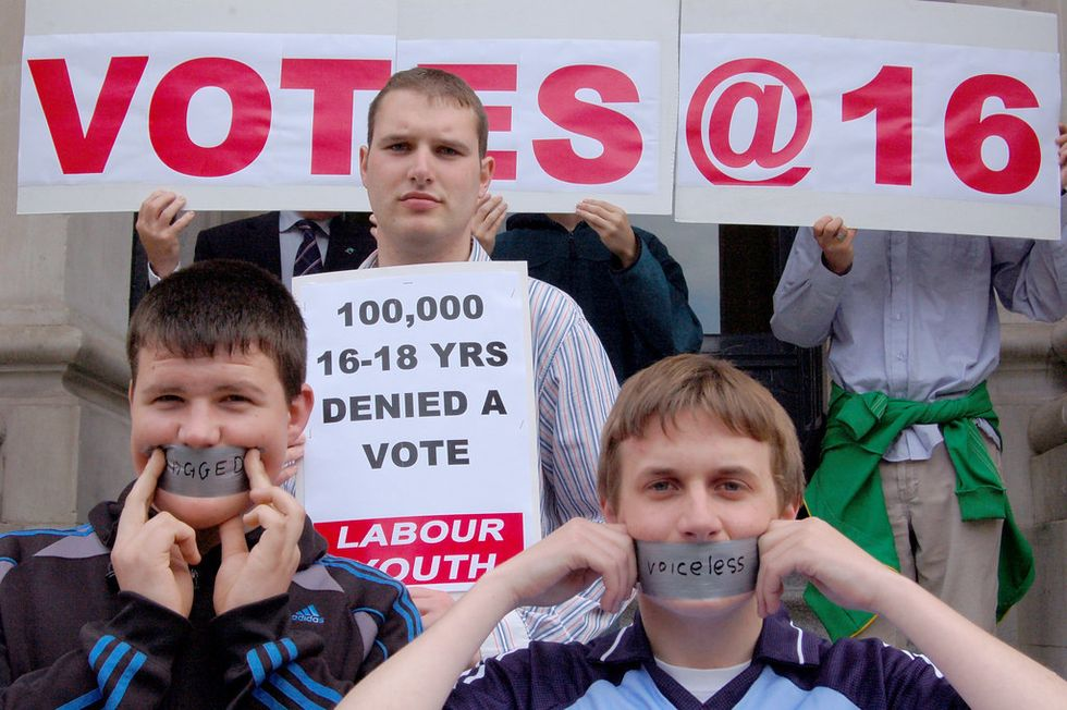 Lowering The Voting Age To 16 Is Long Overdue