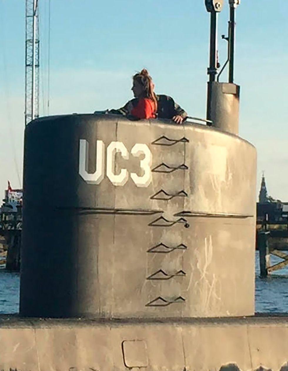 Sottomarino-danimarca