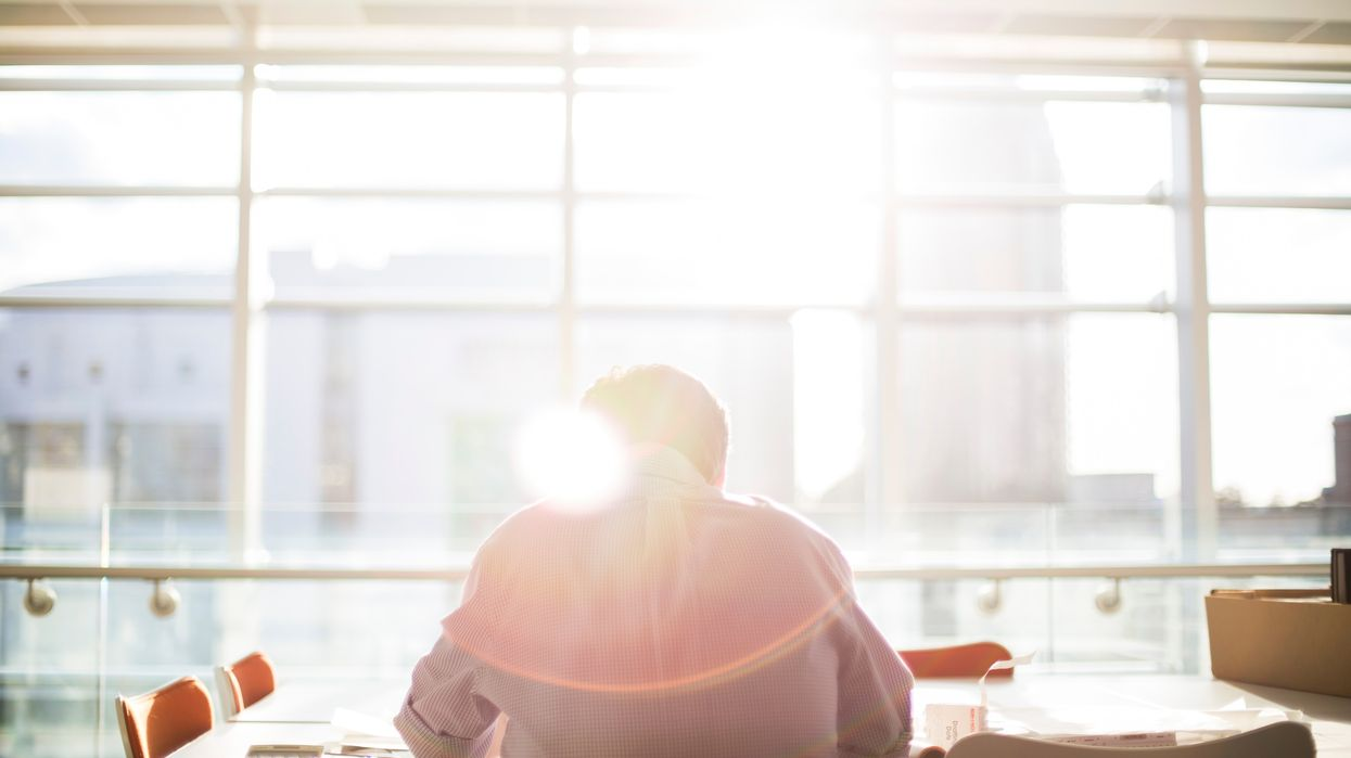 how to get more sunshine during the workday