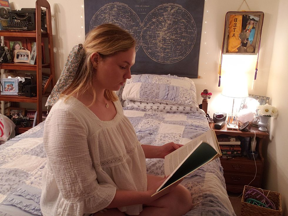 My Struggle With Loving To Read, And How Overcoming It Has Benefited Me