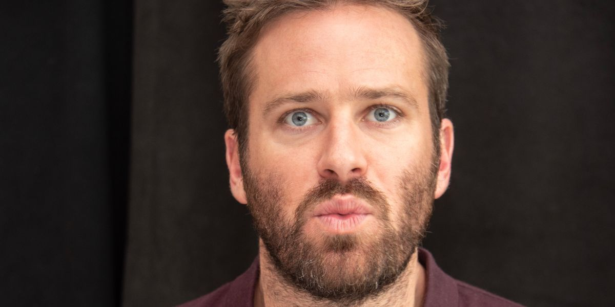 Here's Why Armie Hammer Is Trending