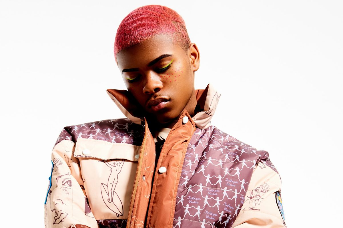 Openly Gay 16-Year-Old Rapper Kidd Kenn Just Signed a Major Deal