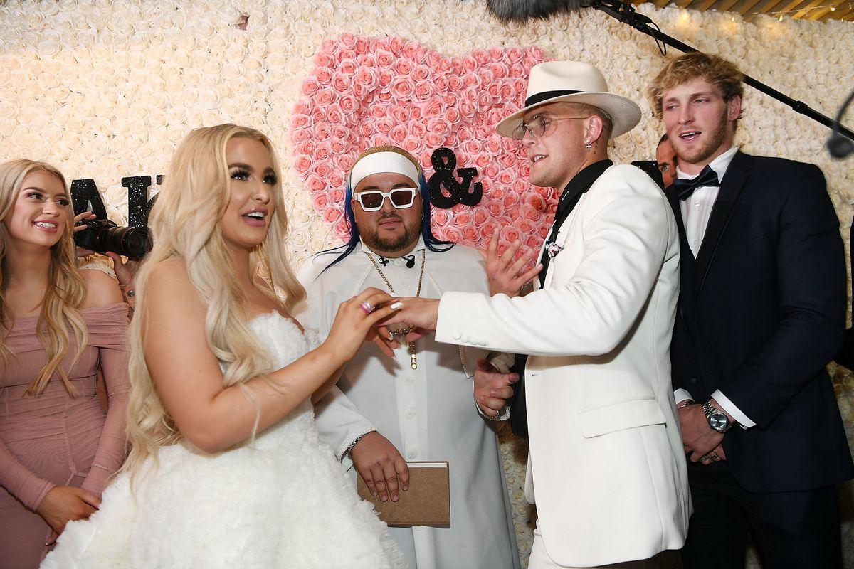 Logan Paul's Skeptical of Jake Paul and Tana Mongeau's Wedding