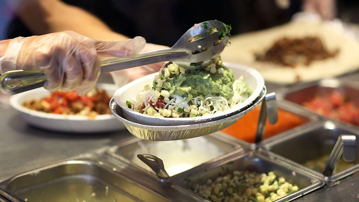 Chipotle and Sweetgreen Bowls Contain Cancer-Linked 'Forever Chemicals'