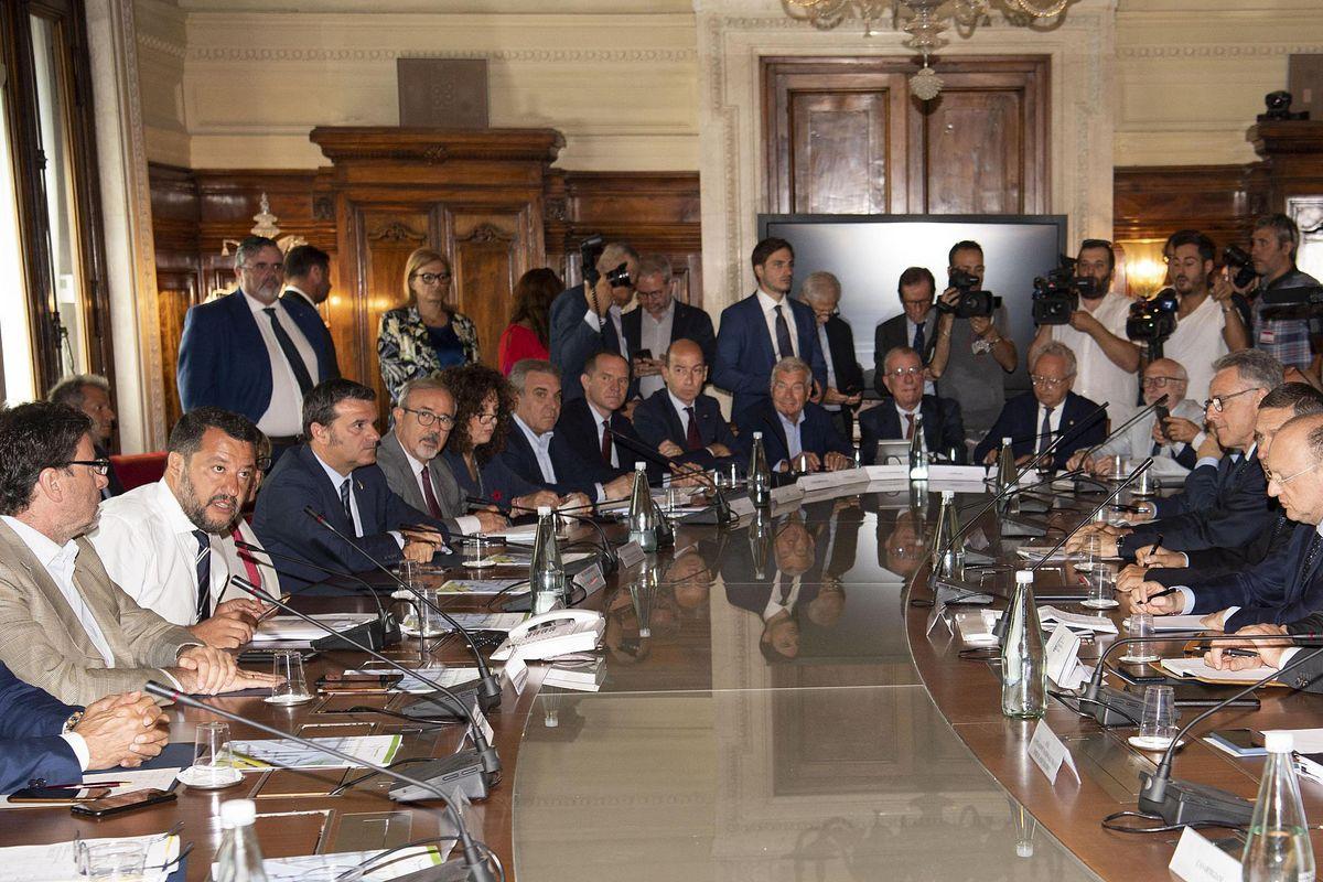 Il piano di Salvini per tagliare le tasse