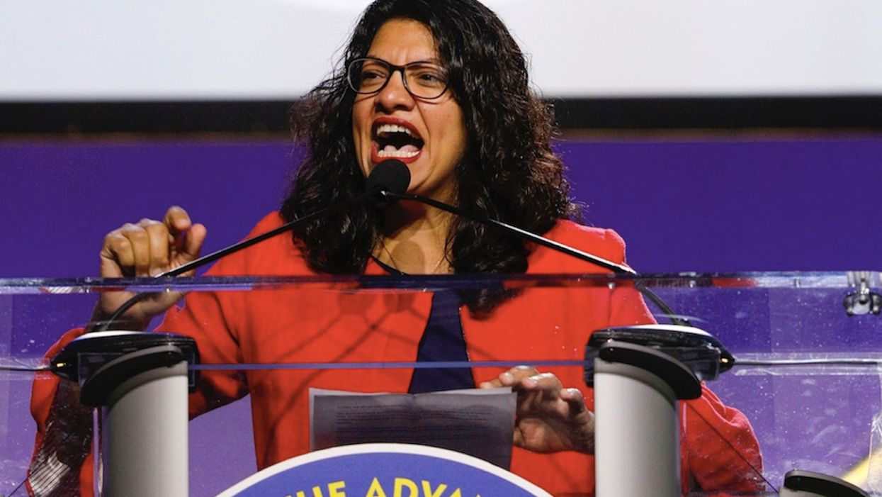 Far-left US Rep. Rashida Tlaib supports naming Trump donors: 'The public needs to know who funds racism'
