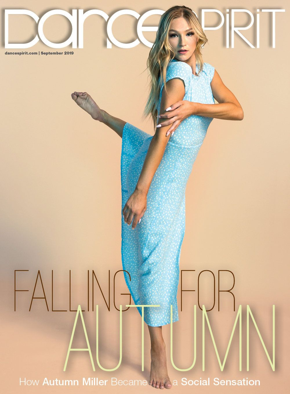 Dance Spirit - Cover Model Search