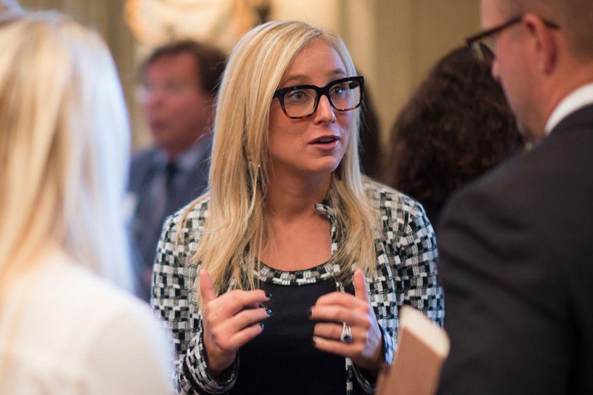 Florida Sen. Lauren Book wants to block voting on abortion bans unless half the legislature is women