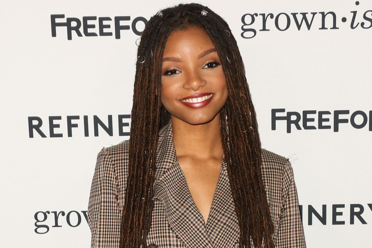Halle Bailey Responds to Racist 'The Little Mermaid' Backlash