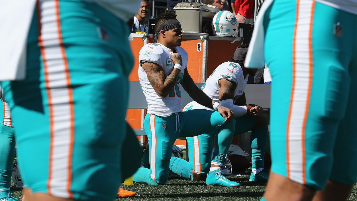Miami Dolphins player accuses team owner of hypocrisy for supporting Trump while running a social justice nonprofit