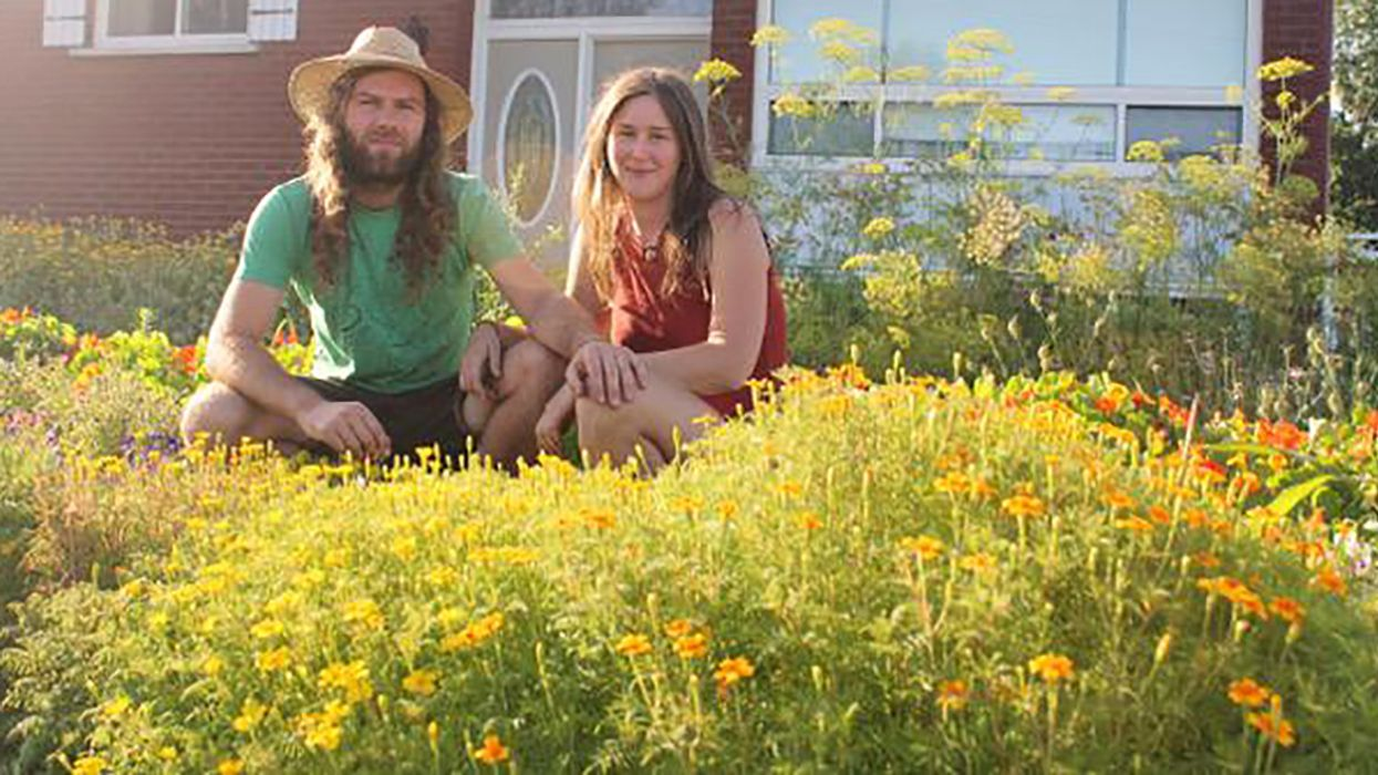 How Two Urban Farmers Got Their Start Leveraging Backyard Space