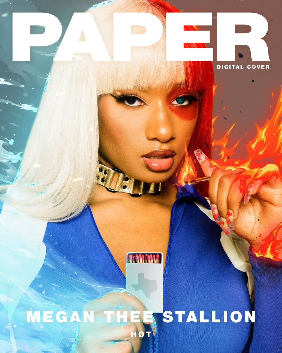 Megan Thee Stallion Was Made for This - PAPER
