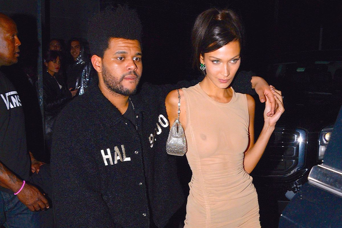 There's Hope for The Weeknd and Bella Hadid