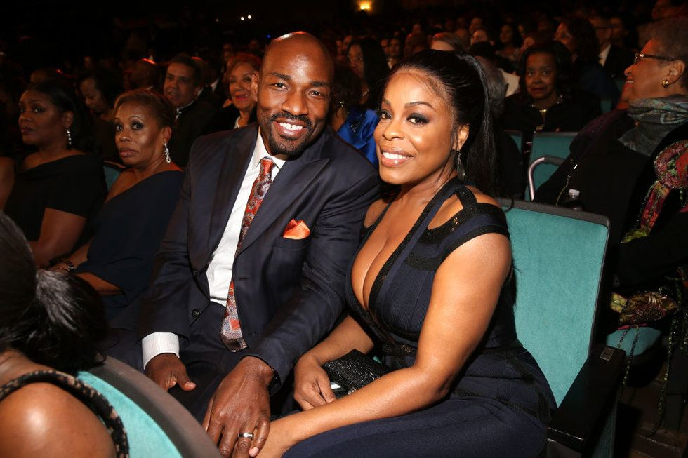 Niecy Nash Says 'A BJ A Day Keeps The Divorce Lawyers Away' & We