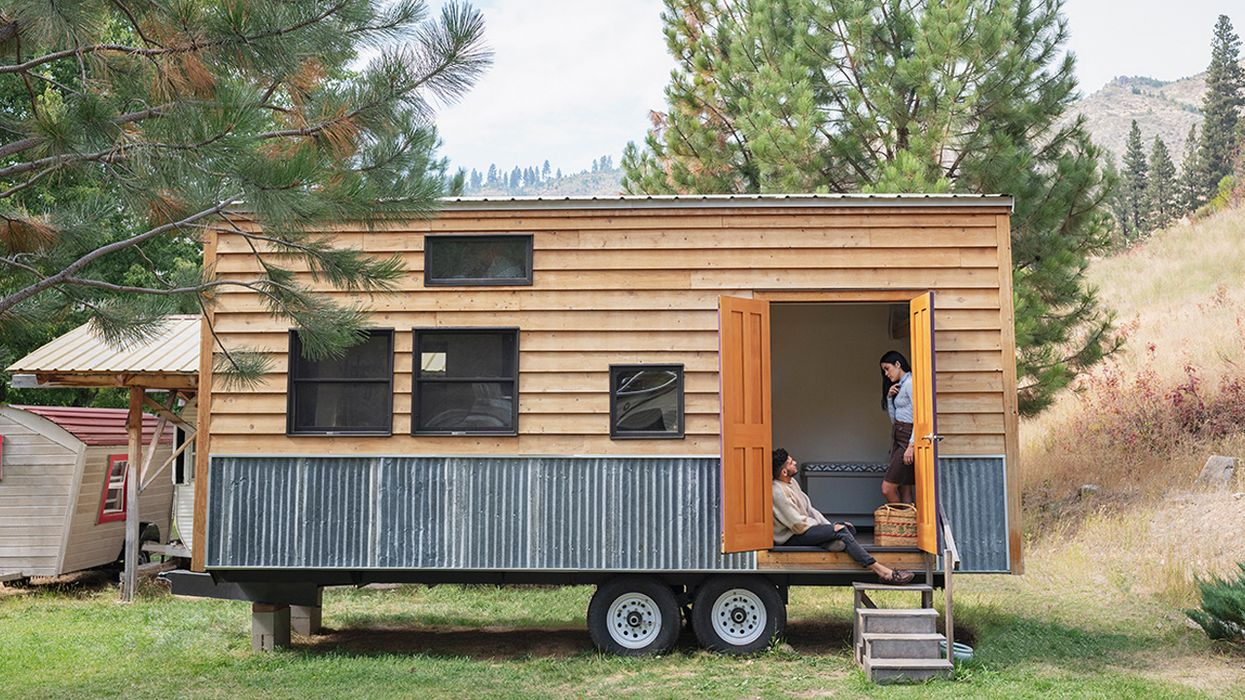 Tiny Homes Are Very Eco-Friendly, New Research Confirms