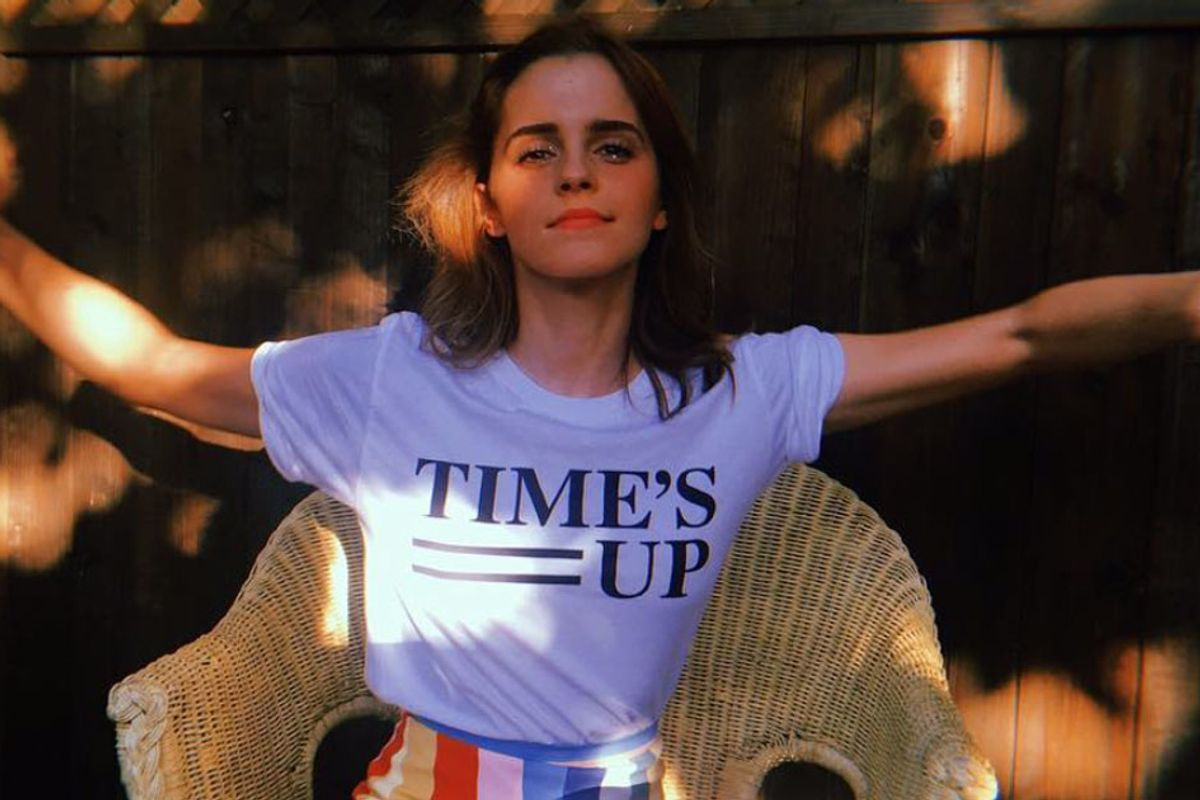 Emma Watson launches hotline that provides women legal advice on workplace sexual harassment