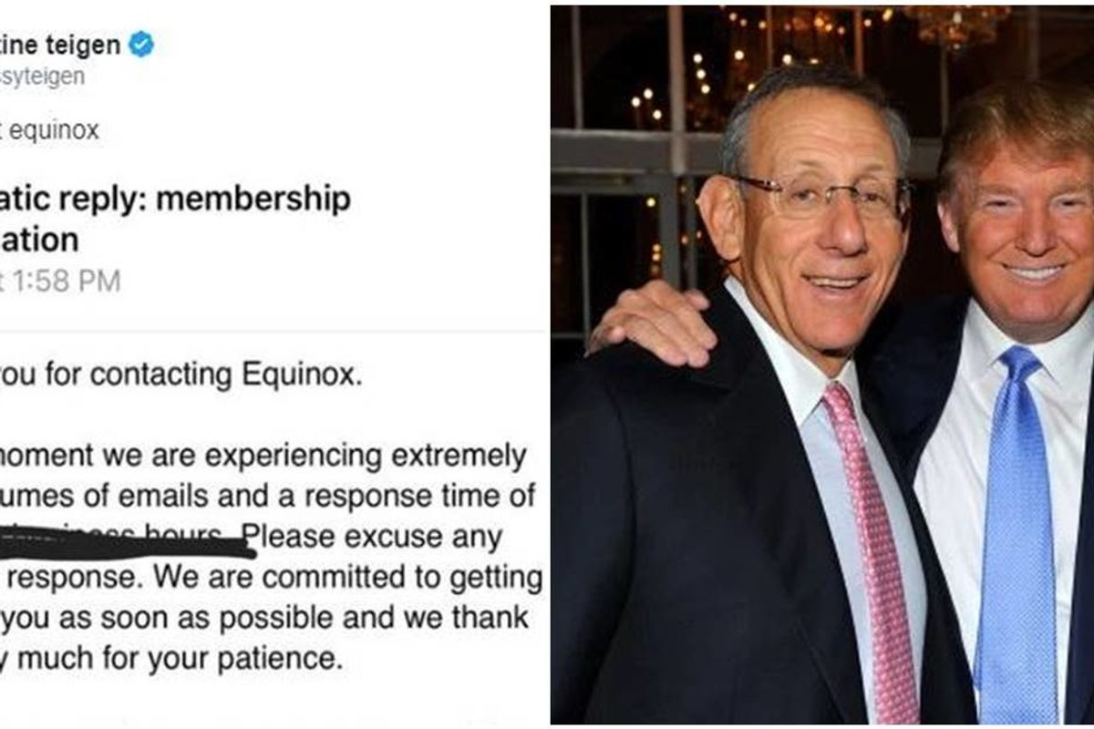 Celebrities are canceling their Equinox and SoulCycle memberships over owner's Trump fundraiser