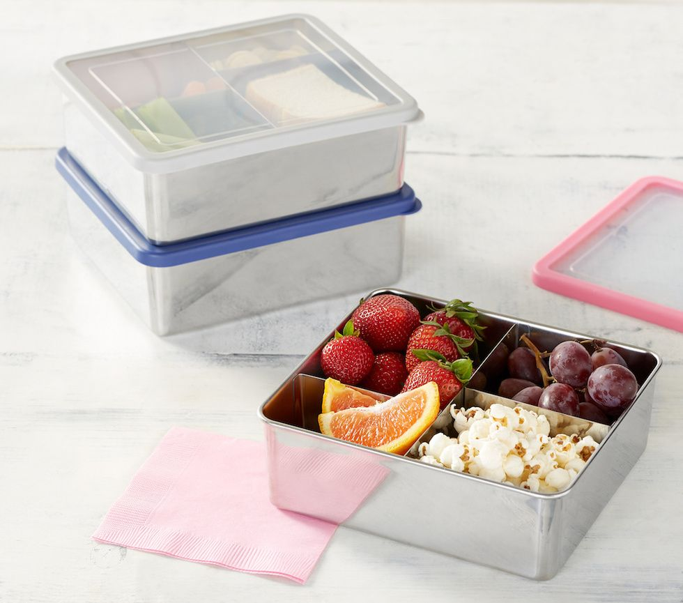 8 best reusable food containers for your kid's lunches