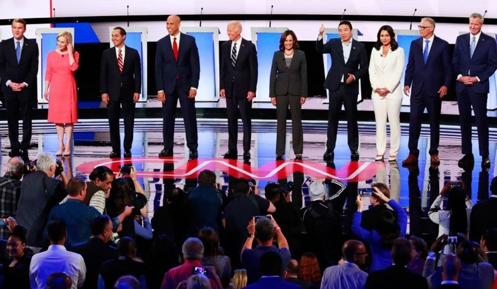 Five Things I Would Ask the Democratic Candidates