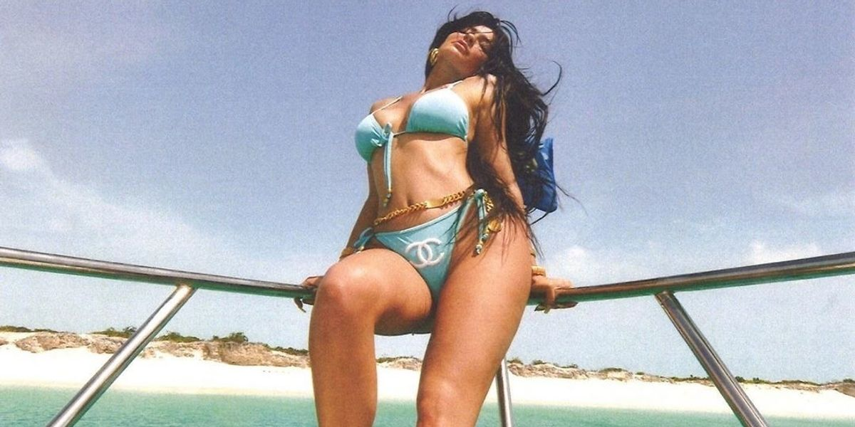 Kylie Jenner Is Having a Yacht Girl Summer