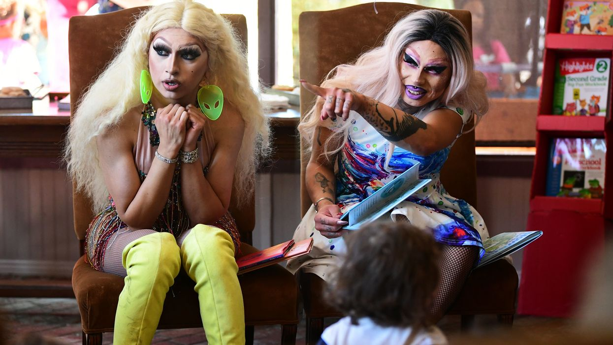One Million Moms says Whole Foods is exploiting children by sponsoring Drag Queen Story Hour