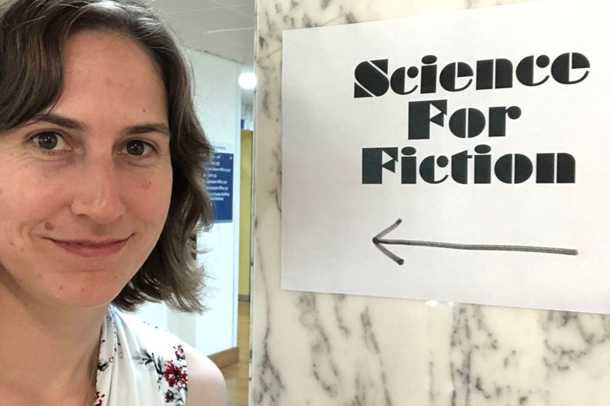 Man tries to explain science to female astrophysicist and it was an astronomical mistake