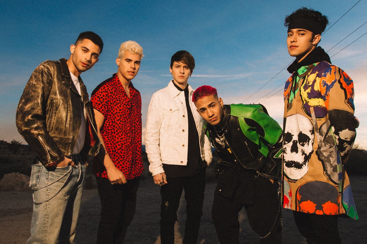 A New Boy Band Golden Age Is Here: Enter CNCO