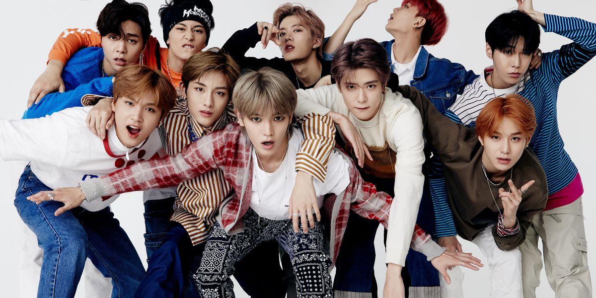 NCT 127 Is Being Criticized For Having Skin