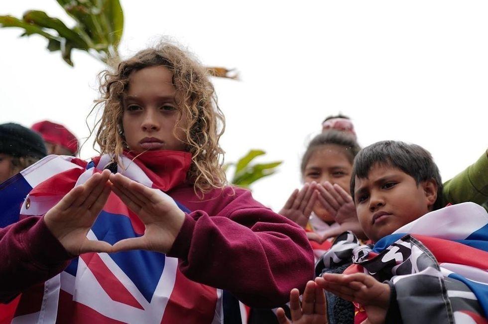 The Construction Of The Telescope On Mauna Kea Will Destroy Sacred Land